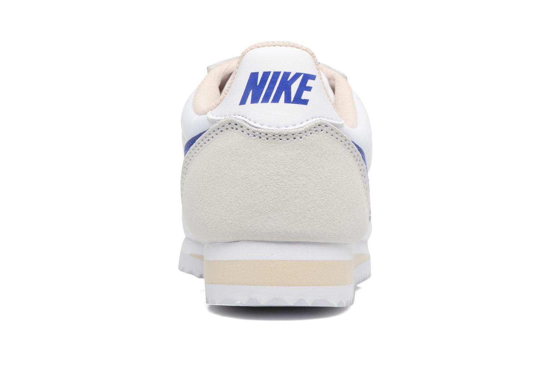 Sneakers Nike Wmns Classic Cortez Nylon Wit rechts