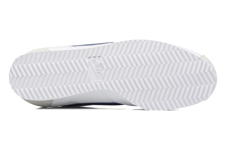 Sneaker Nike Wmns Classic Cortez Nylon weiß ansicht von oben