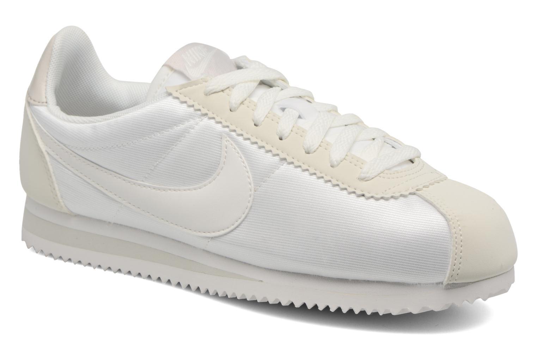 Grandes descuentos últimos zapatos Nike Wmns Classic Cortez Nylon (Blanco) - Deportivas Descuento