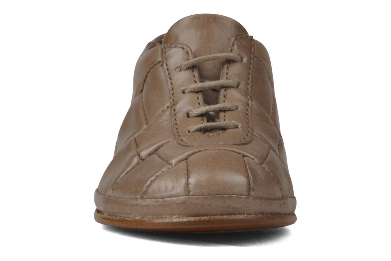 Bottines et boots Free Lance Layette Football Marron vue portées chaussures