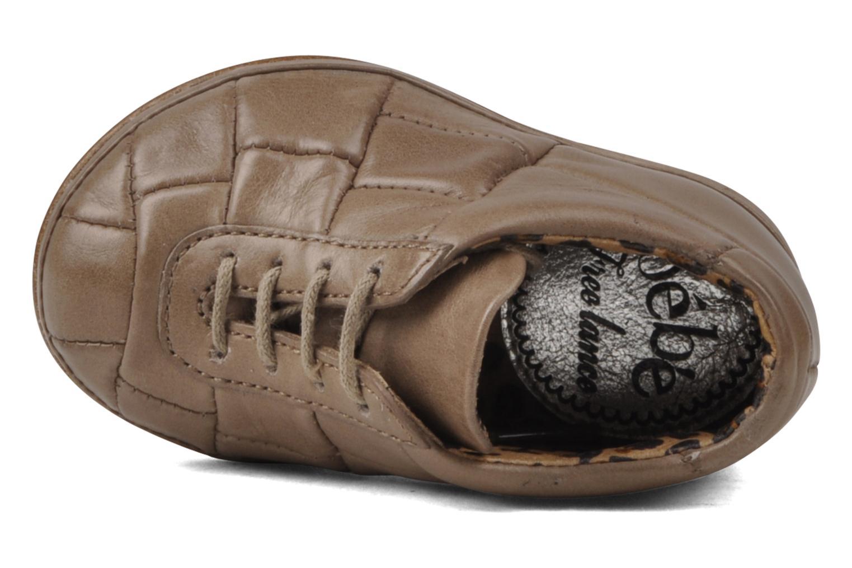 Bottines et boots Free Lance Layette Football Marron vue gauche