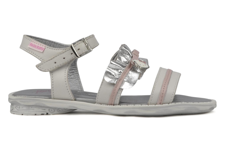 Sandals Hello Kitty Kidans White back view