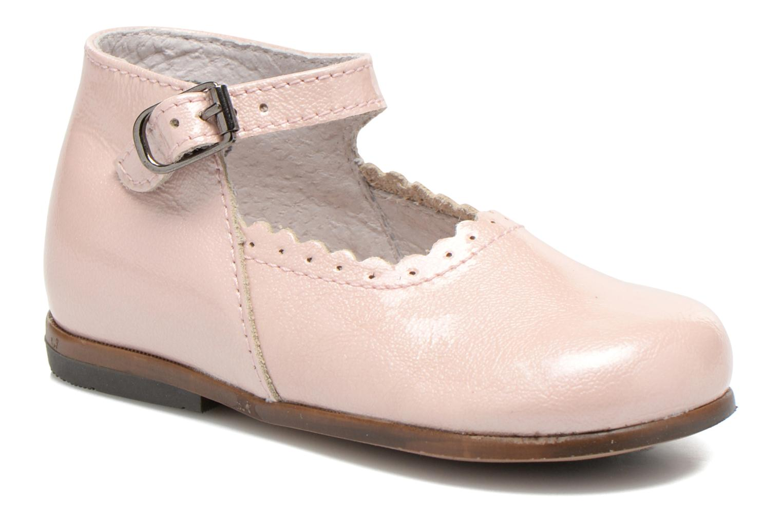 Ballerines Little Mary Vocalise Rose vue détail/paire