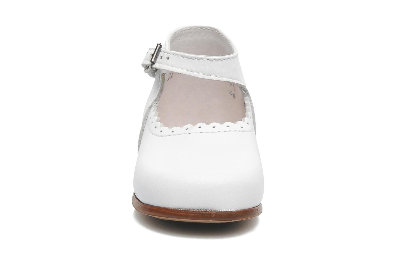 Ballerinas Little Mary Vocalise weiß schuhe getragen