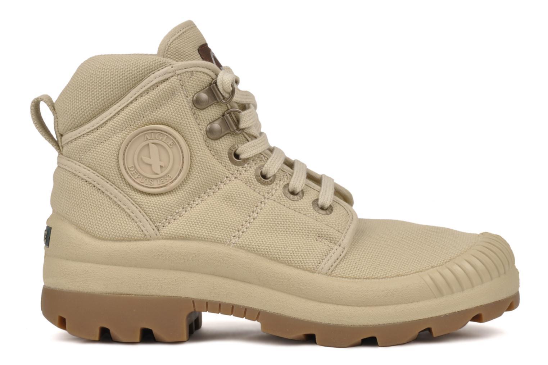 Sneakers Aigle Tenere 2 W Beige bild från baksidan