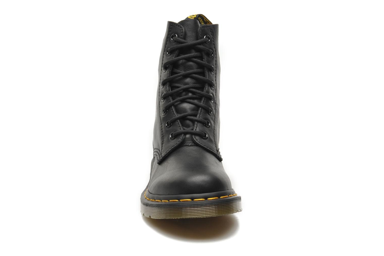 Bottines et boots Dr. Martens Pascal W Noir vue portées chaussures