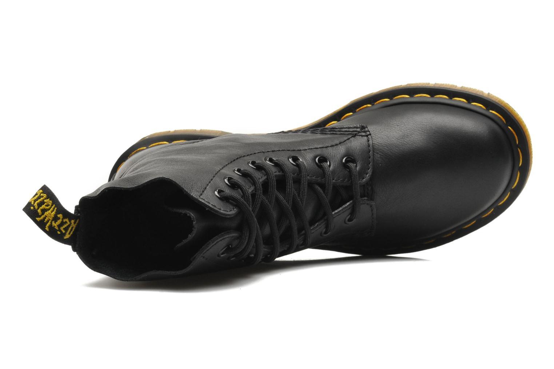 Stiefeletten & Boots Dr. Martens Pascal W schwarz ansicht von links