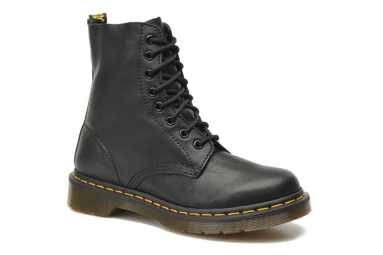Ankelstøvler Dr. Martens Pascal W Sort detaljeret billede af skoene