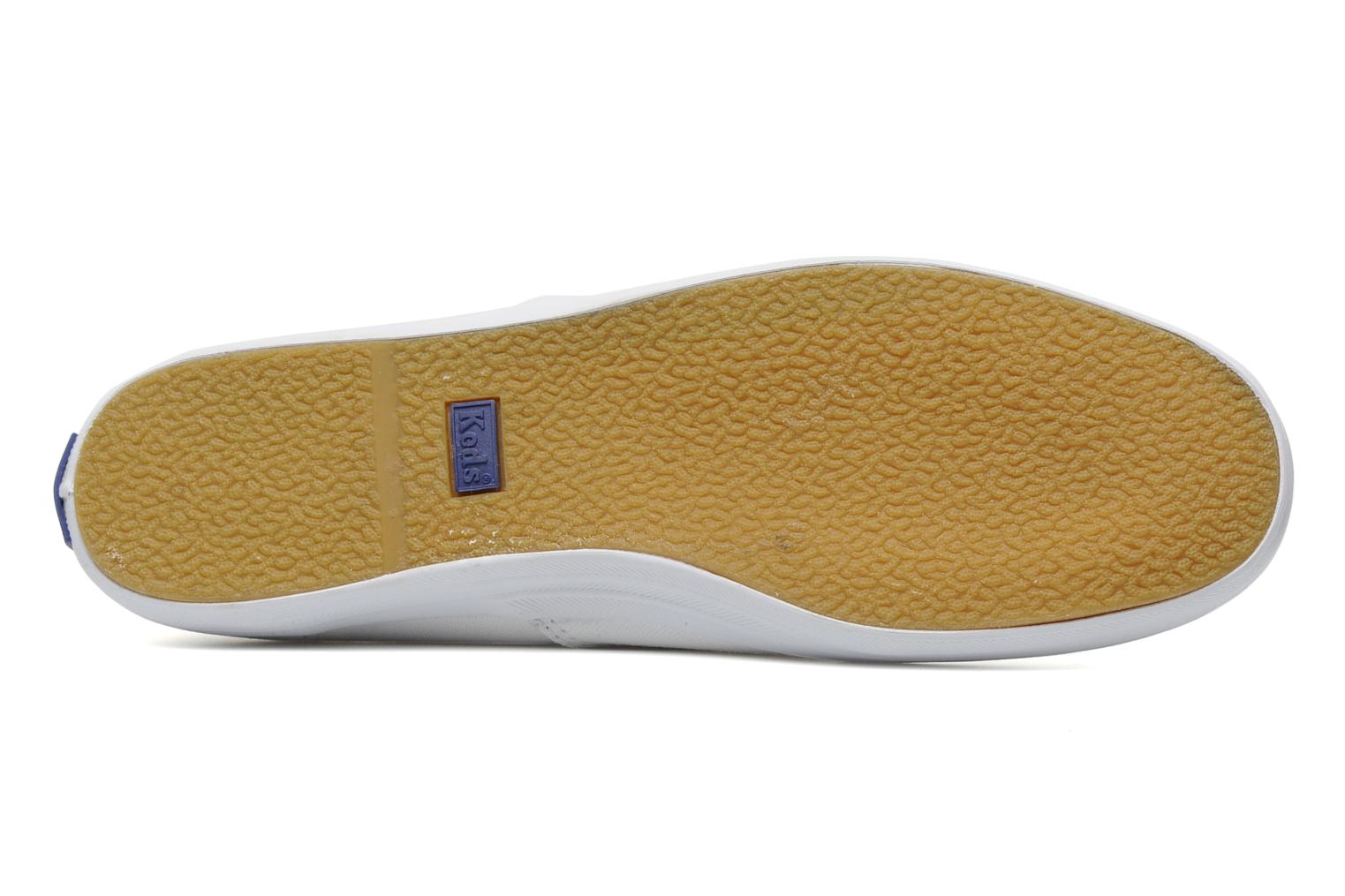 Sneakers Keds Champion Canvas Wit boven