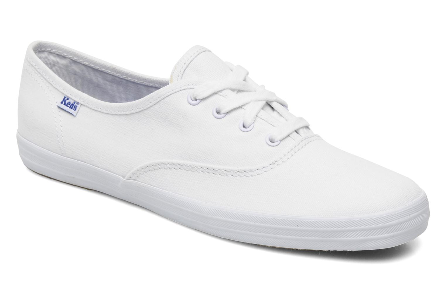 Sneakers Keds Champion Canvas Wit detail