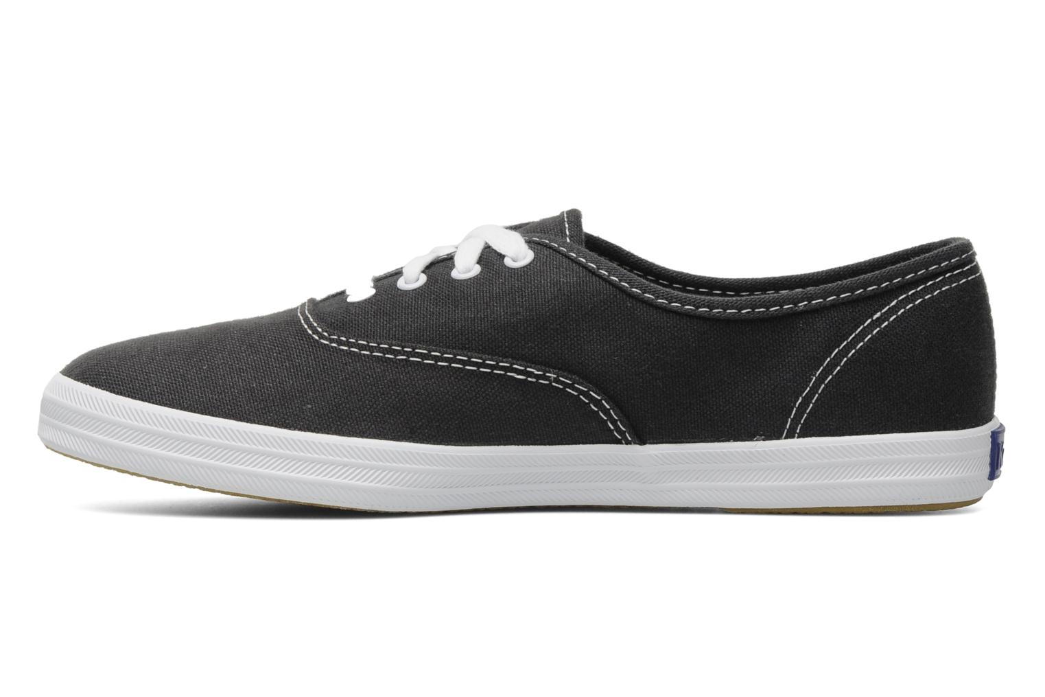 Trainers Keds Champion Canvas Blue front view