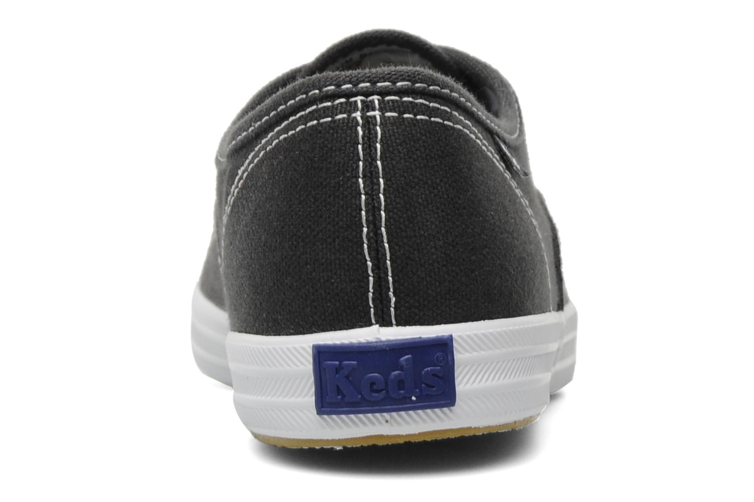 Trainers Keds Champion Canvas Blue view from the right