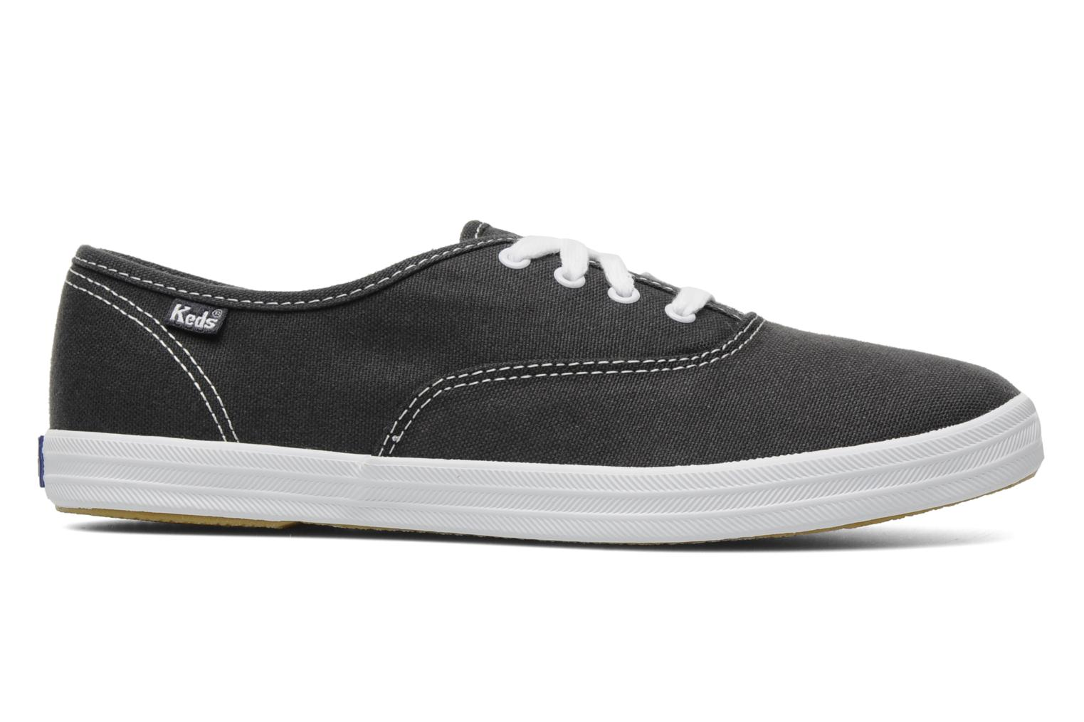 Trainers Keds Champion Canvas Blue back view