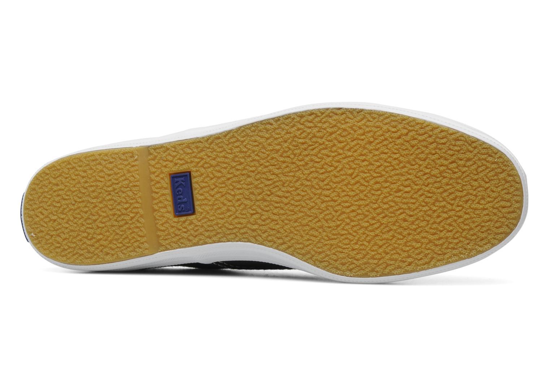 Sneakers Keds Champion Canvas Azzurro immagine dall'alto