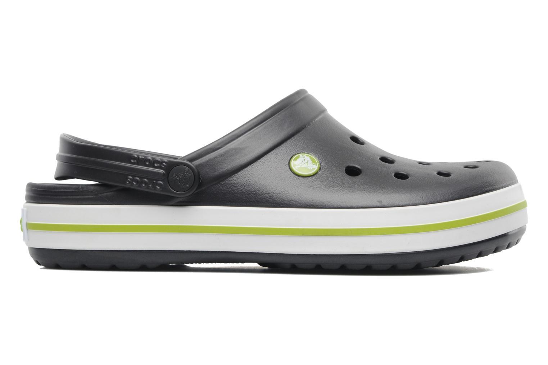 Sandalen Crocs Crocband M Zwart achterkant