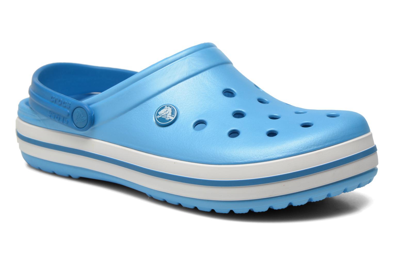 Sandalen Crocs Crocband M Blauw detail