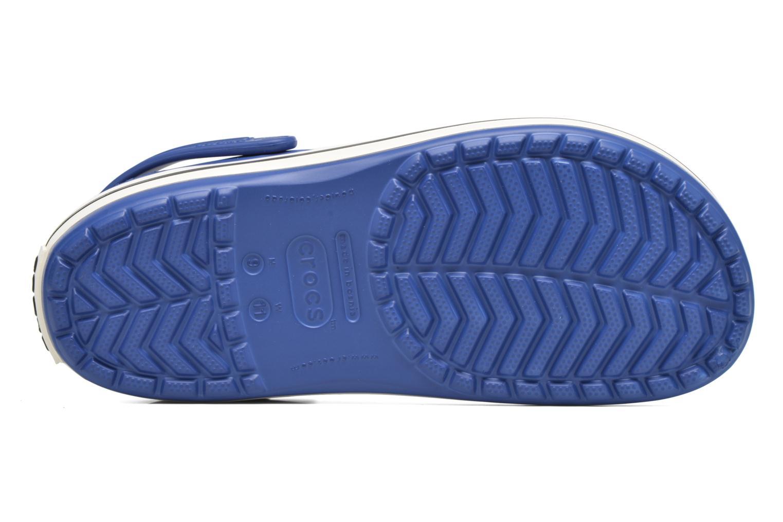 Sandalen Crocs Crocband M blau ansicht von oben