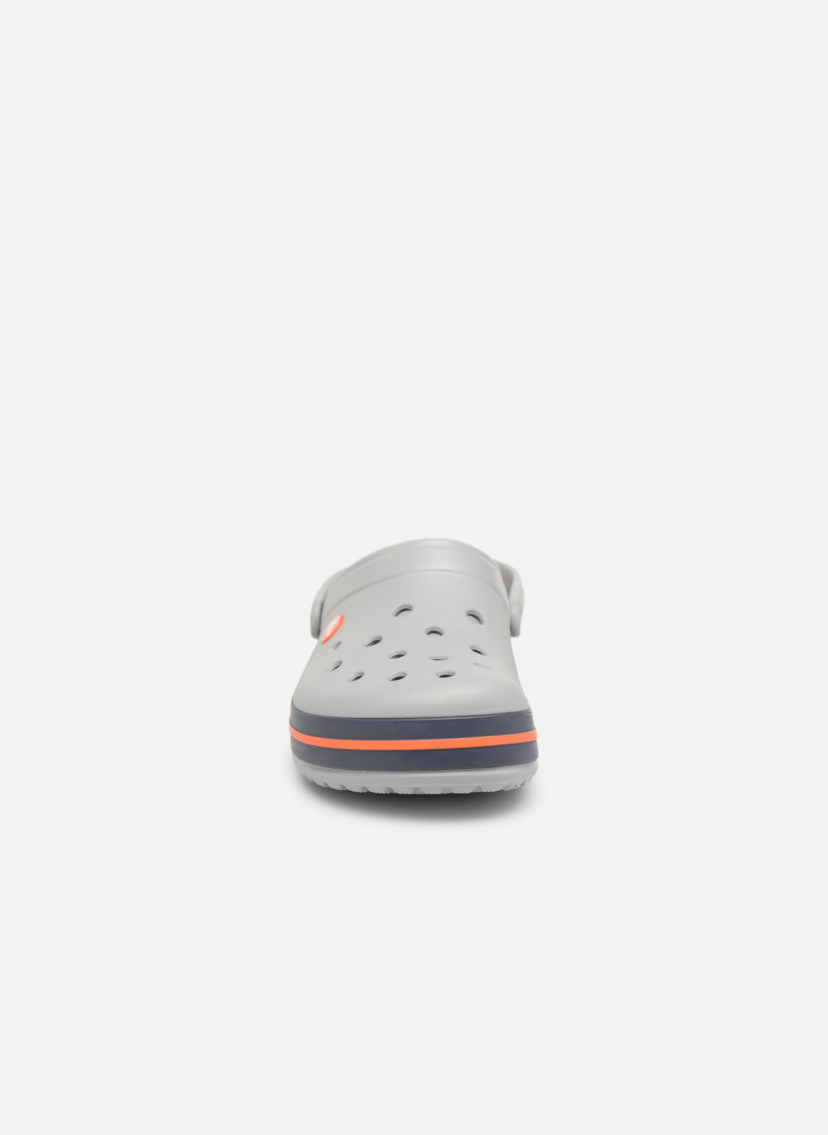 Sandals Crocs Crocband M Grey model view