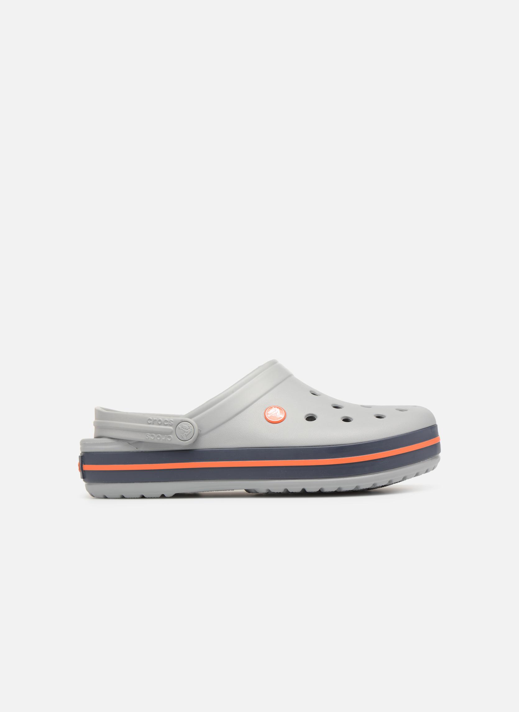 Sandals Crocs Crocband M Grey back view