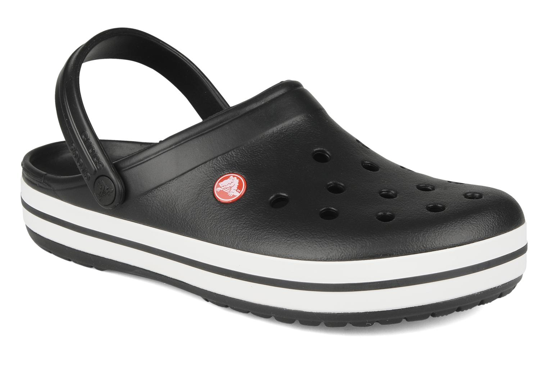 Sandalen Crocs Crocband M schwarz detaillierte ansicht/modell