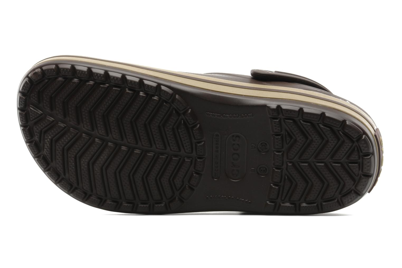 Sandalen Crocs Crocband M Bruin boven