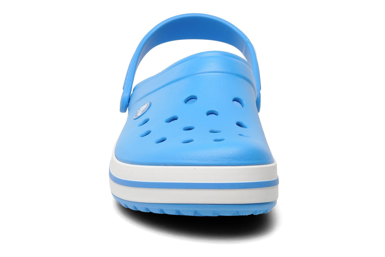 Clogs & Pantoletten Crocs Crocband W blau schuhe getragen