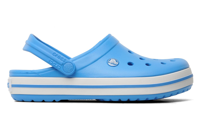 Mules & clogs Crocs Crocband W Blue back view