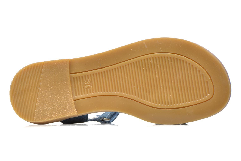 Sandali e scarpe aperte Primigi Violetta Azzurro immagine dall'alto