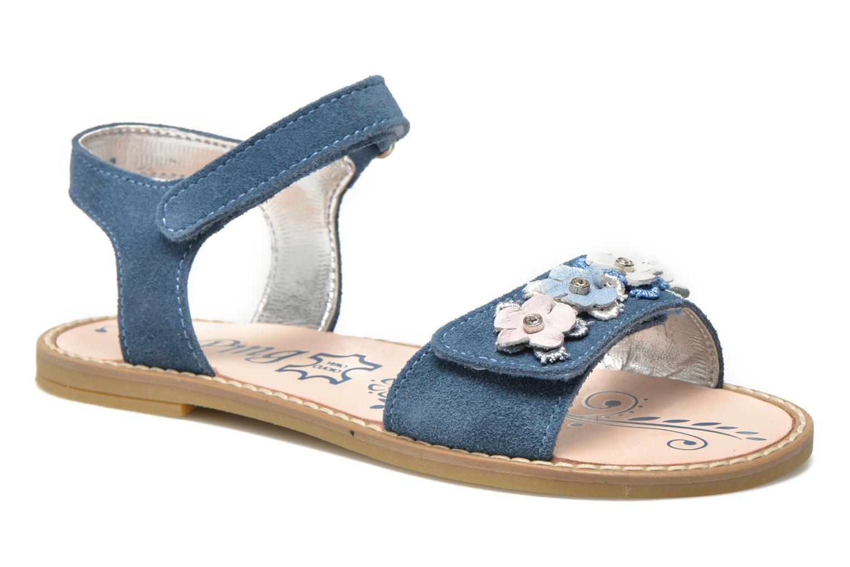 Sandaler Primigi Violetta Blå detaljerad bild på paret