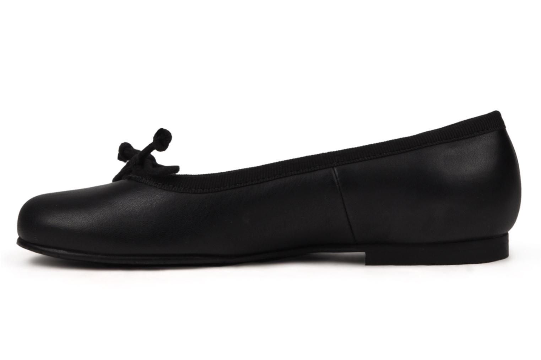 Ballerinas Start Rite Francesca schwarz schuhe getragen