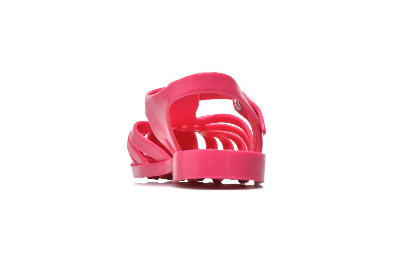Scarpe sportive Méduse Sun 201 Rosa immagine destra