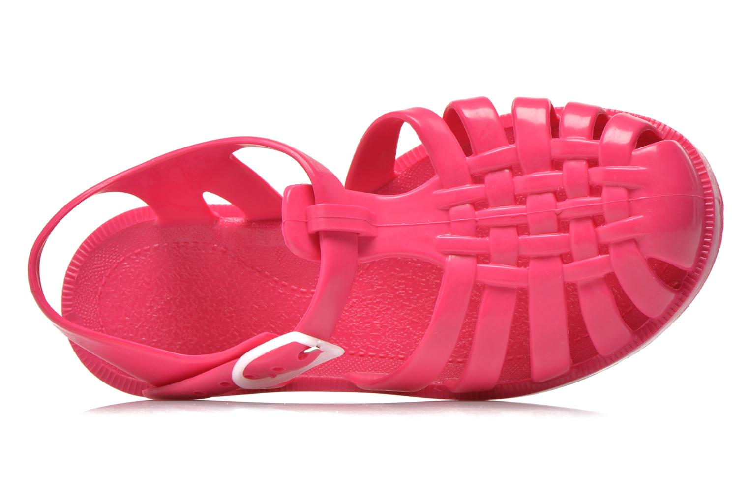 Sport shoes Méduse Sun 201 Pink view from the left