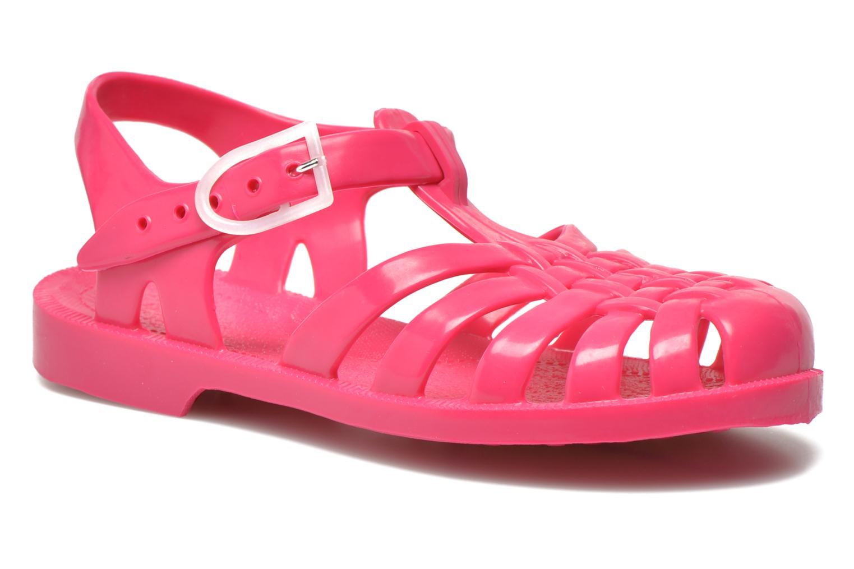 Sport shoes Méduse Sun 201 Pink detailed view/ Pair view