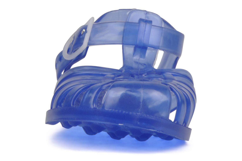 Sportschuhe Méduse Sun 201 blau schuhe getragen