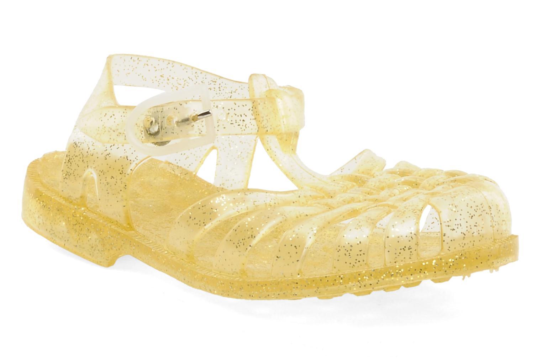 Zapatillas de deporte Méduse Sun 201 Amarillo vista de detalle / par