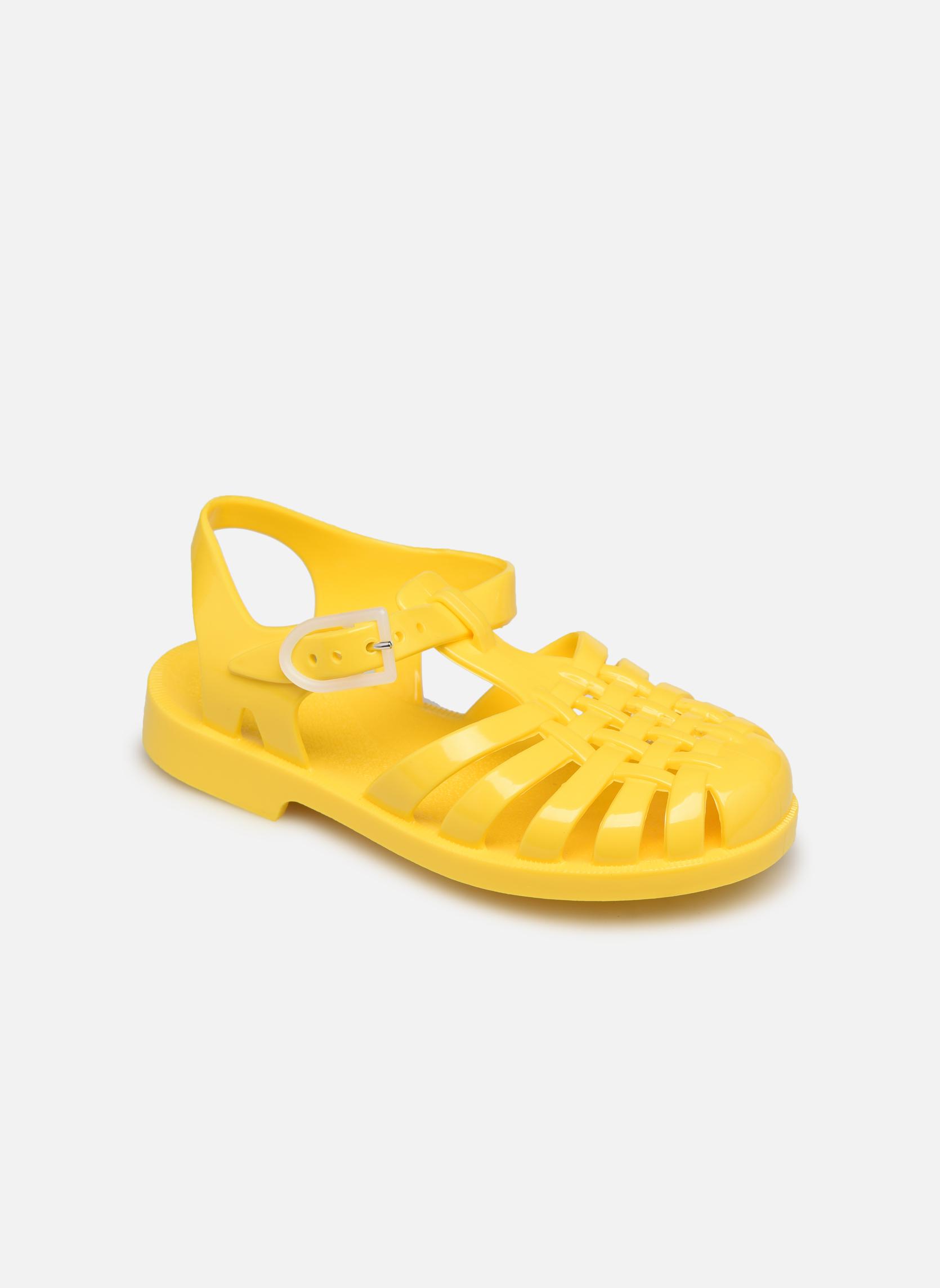 Chaussures de sport Méduse Sun 201 Jaune vue détail/paire