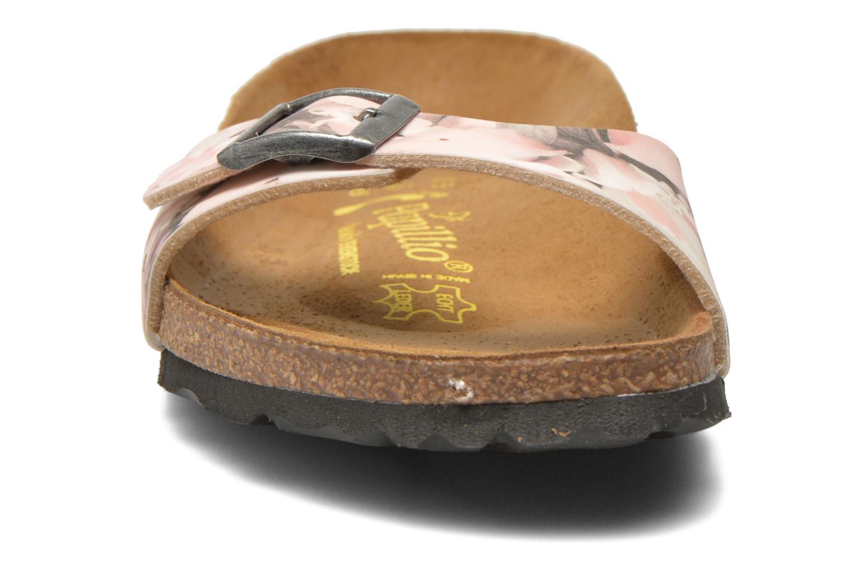 Mules et sabots Papillio Madrid Flor W Rose vue portées chaussures