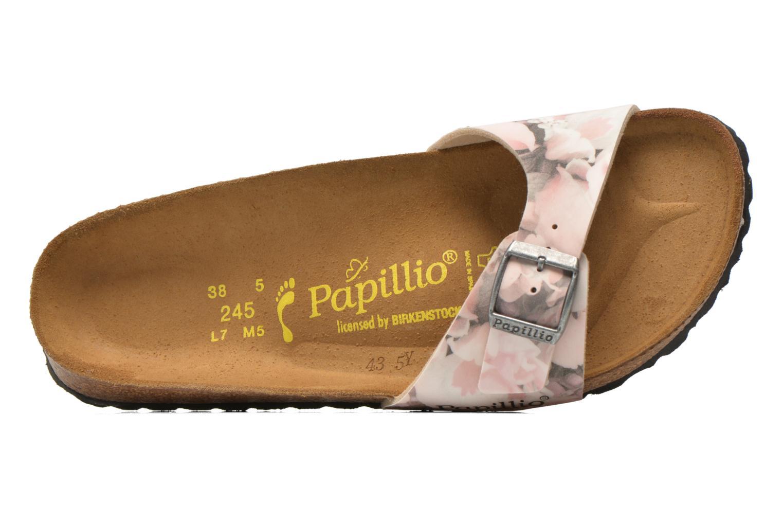 Clogs & Pantoletten Papillio Madrid Flor W rosa ansicht von links