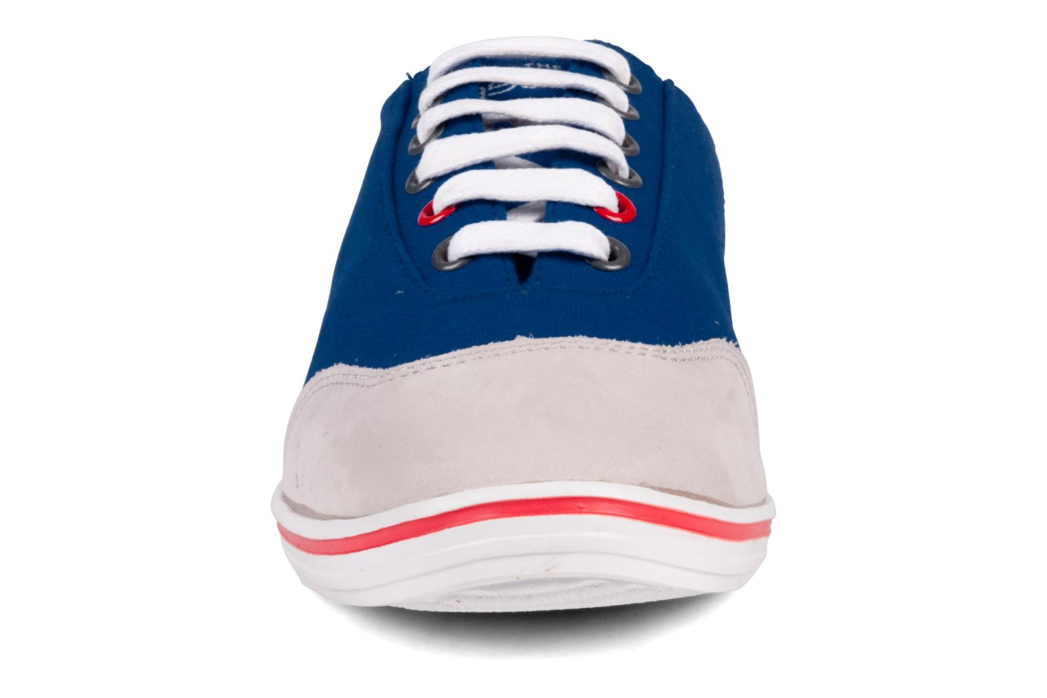 Trainers The Cassette The Rec W Blue model view