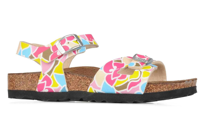 Sandals Birki's Tuvalu E Multicolor back view