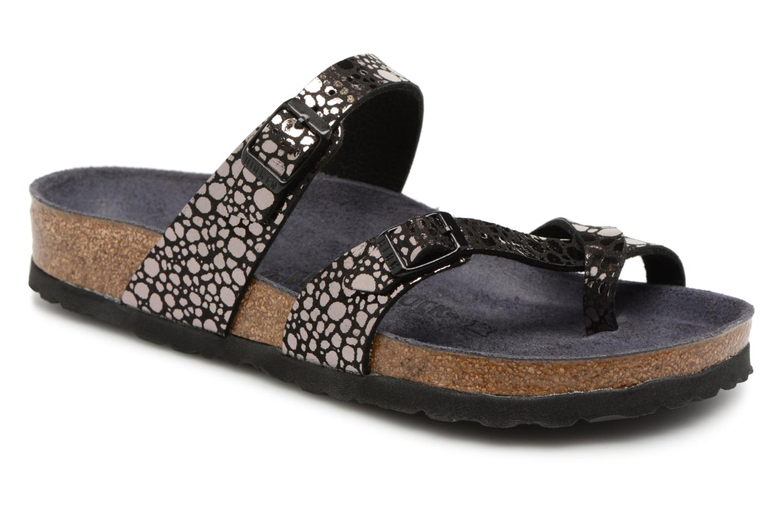Grandes descuentos últimos zapatos Birkenstock Mayari (Negro) - Zuecos Descuento