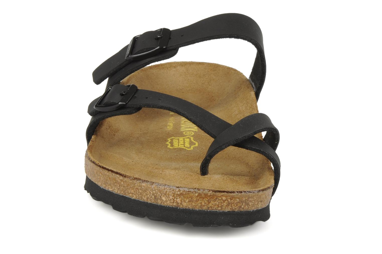 Clogs og træsko Birkenstock Mayari W Sort se skoene på