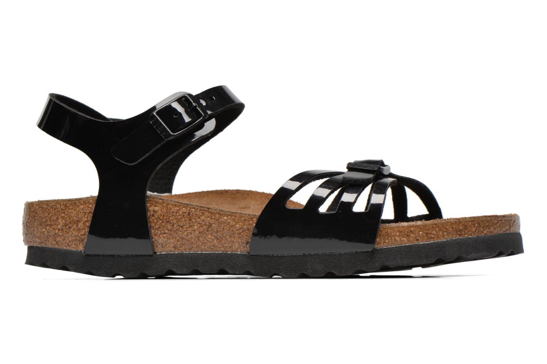 Sandales et nu-pieds Birkenstock Bali W Noir vue derrière