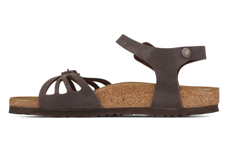Sandals Birkenstock Bali W Brown front view