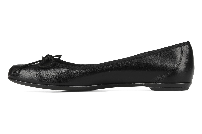 Ballerina's Valensi Vega Zwart voorkant