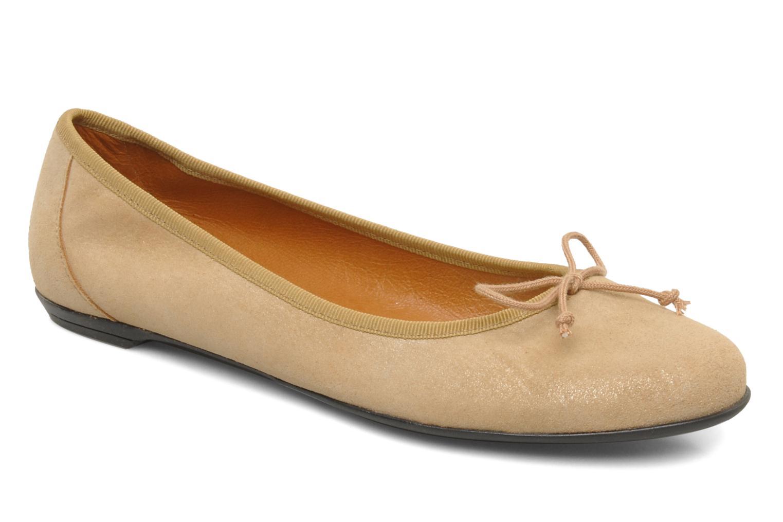 Ballerinas Valensi Vega beige detaillierte ansicht/modell