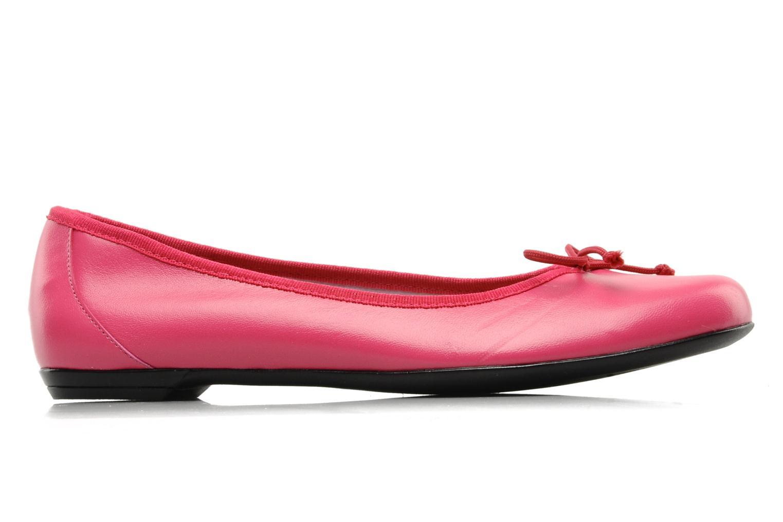 Ballerinas Valensi Vega rosa ansicht von hinten