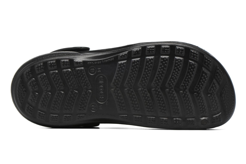 Sandales et nu-pieds Crocs Specialist Vent Noir vue haut