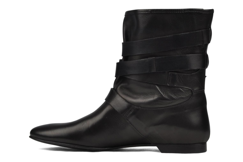 Boots en enkellaarsjes Manas LUNA Zwart voorkant