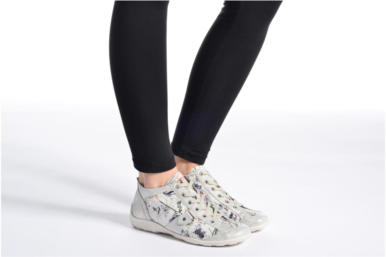 Sneaker Remonte Liver mehrfarbig ansicht von unten / tasche getragen